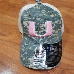 Accessories - 🆕️ UM Miami Hurricanes OHT 47- Hat